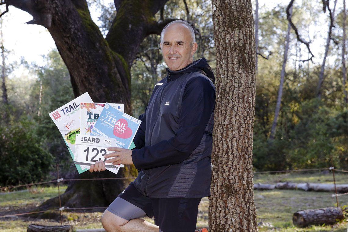 Pascal Cervantès, agent de maîtrise au CH d'Alès, a remporté le 2e prix de la Bourse C.G.O.S « Sport et engagement social » pour son action au sein de l'association « Lézan-trail ».