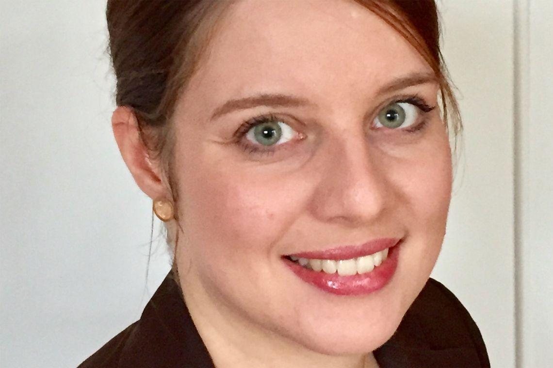 Aline Fouque, Directrice adjointe chargée des ressources humaines des Centres Hospitaliers de Saint-Quentin et de Chauny