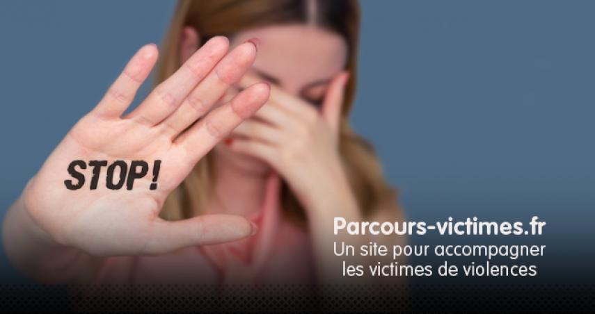 Parcours-victimes.fr : un site pour accompagner les victimes de violences